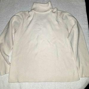 Relativity cream sweater